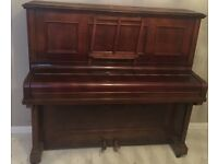 London Kemble piano - very good condition - needs tuning