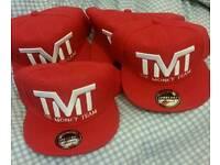 TMT hip hop men women cap