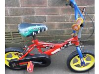 KIDS BIKE . if your reading this it will still be for sale