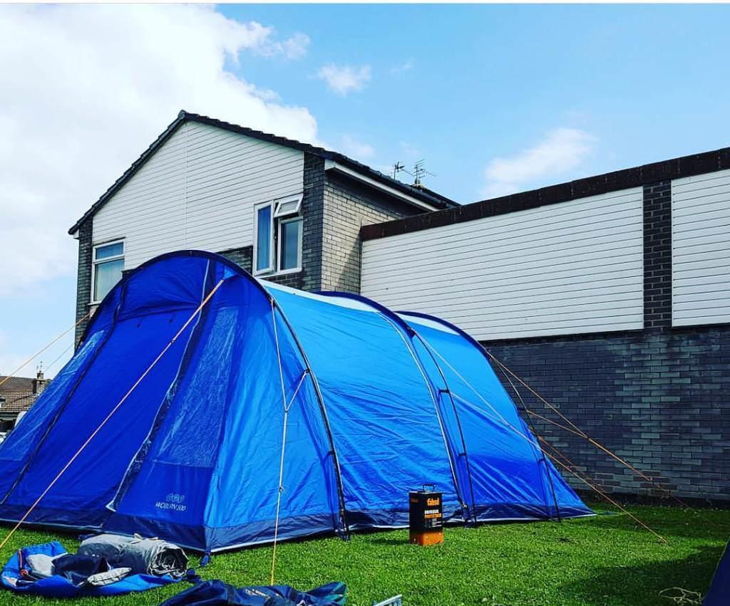 Family tent and awning & Family tent and awning   in Peterlee County Durham   Gumtree