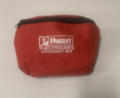 Electrician Tag Out Kit Panduit Electricians Tag Out Tagout Kit.
