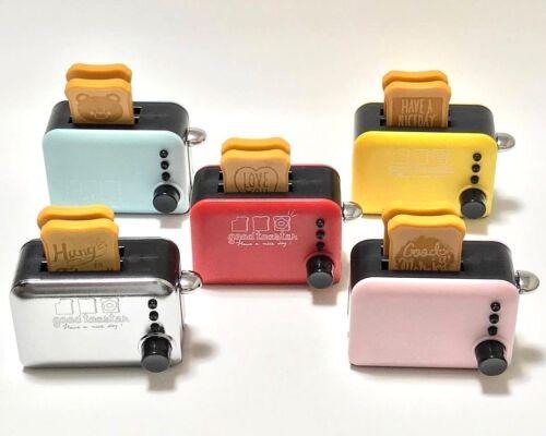 Dollhouse Miniature Food Bread Toaster Kitchen Appliance Furniture Accessory