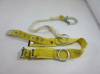 Safety Belt Miller 209r Nos