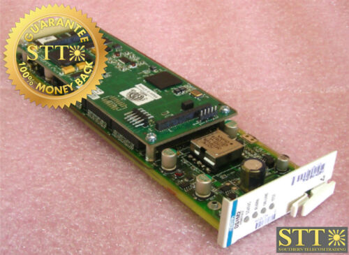 1184513l2 Adtran Opti-6100 Ds1 Tributary Module Souiawplta
