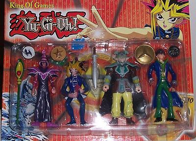 Yu Gi Oh King Of Games Janken Saikoro Ikusa Blister Pack Complete Unused Old Toy