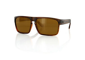 CARVE VANDETTA MATT BROWN POLARIZED SUNGLASSES MENS