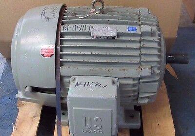 U.s. Electrical Motors 75hp 3ph Type T Idr-8562-04-693 N