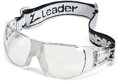 LEADER Champion Protective Eyewear Adult Sports Soccer Tennis Basketball Goggles