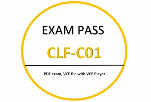 AWS Certified Cloud Practitioner CLF-C01 Exam dumps in PDF,VCE - 640Questions!!