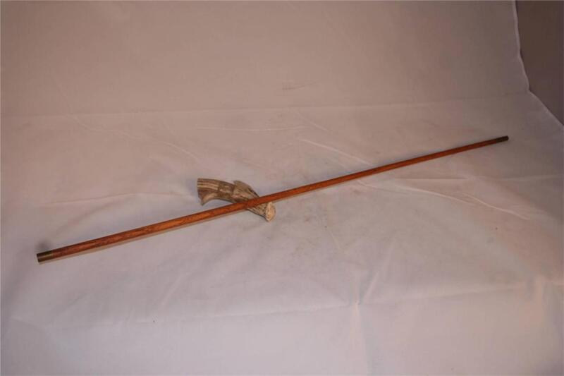 """BlackPowderMuzzleloading TAPERED Hickory Ram Rod  35"""" Long Tapered 7/16 to 3/8"""