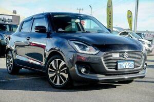 2019 Suzuki Swift AZ GLX Turbo Grey 6 Speed Sports Automatic Hatchback