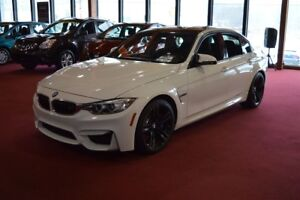 2015 BMW M3 MANUELLE NAVIGATION 3.0L TURBO 425HP