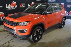 2017 Jeep Compass TRAILHAWK TOIT PANORAMIQUE 100% CUIR GPS