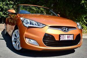2014 Hyundai Veloster FS2 Coupe Orange 6 Speed Manual Hatchback