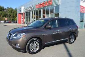 2015 Nissan Pathfinder SL AWD TECH.PACKAGE CUIT TOIT OUVRANT NAV