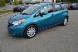 2014 Nissan Versa Note SV AUTOMATIQUE CAMERA RECUL FINANCING AVA