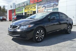 2013 Honda Civic Sdn EX TOIT-OUVRANT MAGS BLUETOOTH
