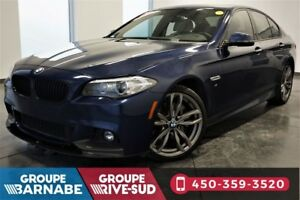 2015 BMW 5 Series 535i M PACK+XDRIVE+MAGS+NAVIGATION+TOIT 535i M