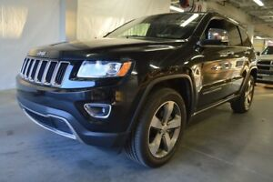 2016 Jeep Grand Cherokee LIMITED TOIT OUVRANT GPS CAMÉRA CUIR