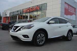 2018 Nissan Murano SL AWD CUIR TOIT PANORAMIQUE DÉMONSTRATEUR