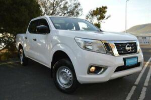 2015 Nissan Navara D23 DX 4x2 White 7 Speed Sports Automatic Utility