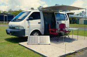 Kia Pregio 2003 Diesel - Ultimate Backerpacker Campervan Brisbane City Brisbane North West Preview