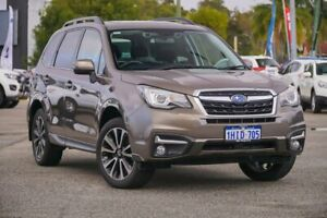 2016 Subaru Forester S4 MY16 2.5i-S CVT AWD Bronze 6 Speed Constant Variable Wagon