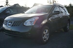 2010 Nissan Rogue S AWD 4X4 + CRUISE + AIR CLIM + GROUPE ELEC S