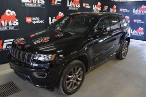 2017 Jeep Grand Cherokee LIMITED 75E ANNIVERSAIRE TOIT OUVRANT