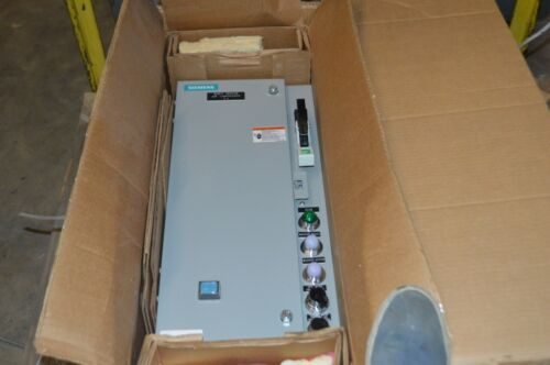 *NEW* Siemens Control Panel, Heavy Duty Motor Starter