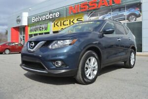 2015 Nissan Rogue SV AWD TOIT PANORAMIQUE A/C BLUETOOTH