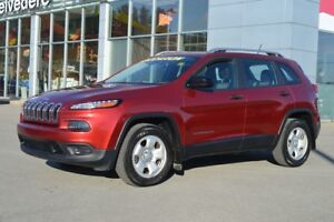 2015 Jeep Cherokee Sport 4X4 AUTOMATIQUE 4 CYLINDRE