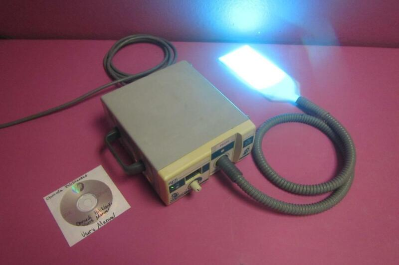 Datex Ohmeda Biliblanket Phototherapy Fiberoptic Bili Light & Blanket System
