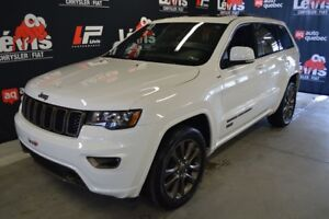 2017 Jeep Grand Cherokee LIMITED 75E ANNIVERSAIRE