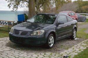 2008 Pontiac G5 SE 2dr Coupe