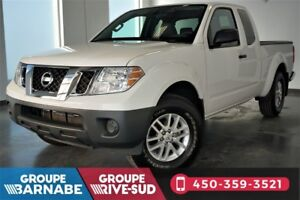 2015 Nissan Frontier S+BLUETOOTH+MAGS+KING CAB