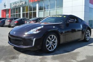 2014 Nissan 370Z COUPE TOURING  GARANTIE COMPLETE 7 ANS/100000KM