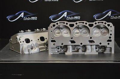 96 05 Chevy 43L V6 262ci 140772 Vortec Cylinder Head PAIR