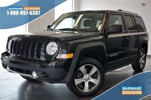 2016 Jeep Patriot High Altitude AWD+Cuir+Toit+Garantie Prolongée