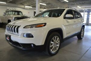 2016 Jeep Cherokee Limited TOIT PANORAMIQUE