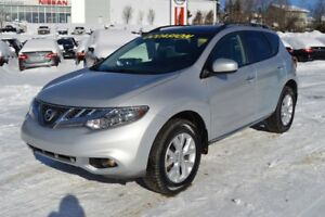 2014 Nissan Murano SL CUIR TOIT PANORAMIQUE AWD FINANCING AVAILA