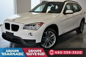 2013 BMW X1 XDRIVE35I + EXECUTIVE + TOIT PANORAMIQUE XDRIVE35I
