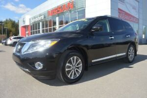 2015 Nissan Pathfinder SL  AWD NAVIGATION TOIT OUVRANT CUIR