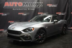 2017 Fiat 124 Spider Abarth! Loaded!!