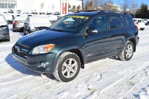 2010 Toyota RAV4 Limited V6 AWD FINANCING AVAILABLE