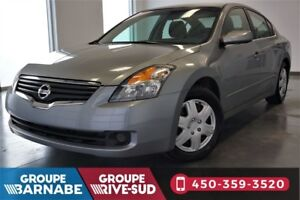 2009 Nissan Altima 2.5 S + 78 000 KM  SEULEMENT + CRUISE + AIR C