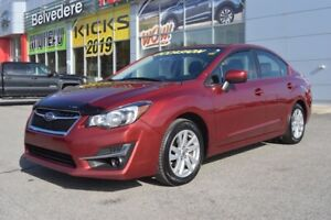 2015 Subaru Impreza BERLINE TOURING MAGS SIEGES CHAUFFANTS