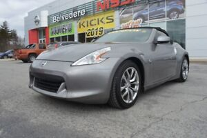 "2010 Nissan 370Z TOURING DECAPOTABLE ""ROADSTER"" MANUELLE"