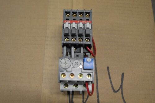 ABB Magnetic Contactor P/N:A9S-84F