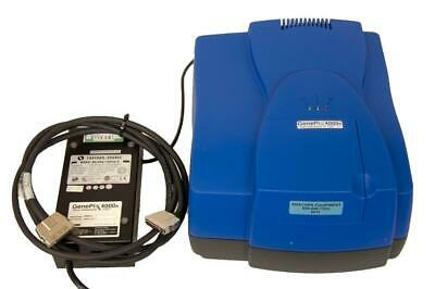 Axon Instruments Genepix 4000a Microarray Scanner W Power Supply Parts 8918r